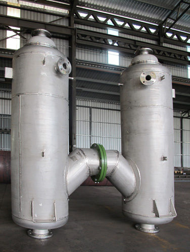 Stainless Steel 316L Process Tank